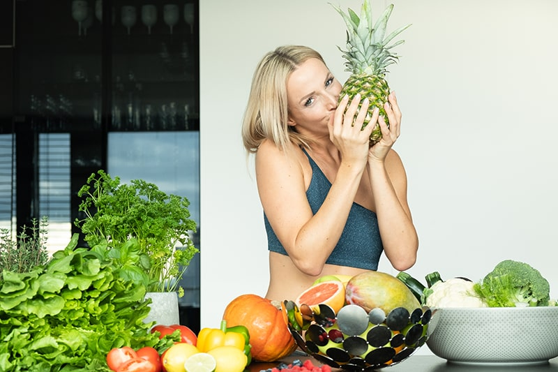 Kochfit - gesunde Ernährung im Alltag leicht gemacht